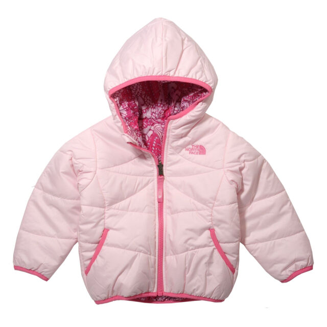 b690b6aeee ... reduced the north face toddler girls reversible perrito jacket coy  pinka2tne e9g d6349 25f27
