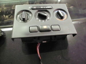 Details about Vauxhall Zafira Mk1 A 99-03 Heater AC Controls Control Panel