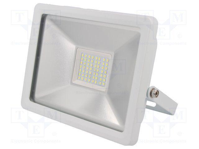 Emisor LED; 230vac; 30w; blancoo cálido; 6500 (tipo) k; 2500lm; -25 ÷ 40 ° C [1 St]