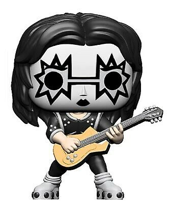 KISS POP Rocks spaceman