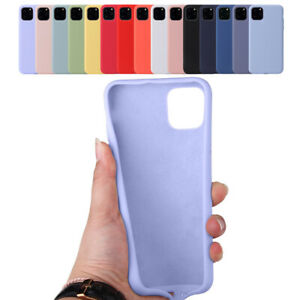 Soft-Protective-Cover-Liquid-Silicone-Rubber-Case-For-New-iPhone-11-Pro-Max-2019