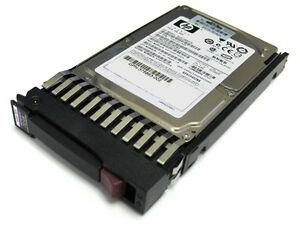 """LOT OF 2 HP 375861-B21 430165-002 72GB 10K RPM SAS 2.5/"""" HOT PLUG HDD HARD DRIVE"""