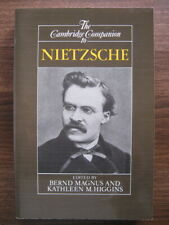 The Cambridge Companion to Nietzsche (Cambridge Companions to Philosophy)