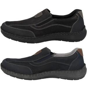 Details zu Rieker Jaipur Men Schuhe Herren Slipper Antistress Halbschuhe Sneaker 03060