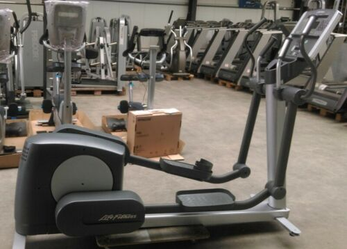 Life Fitness Crosstrainer 95 Xi 2x Handpuls Cardio