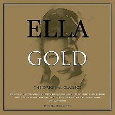 Ella Gold by Ella Fitzgerald (Vinyl, May-2015, Not Now Music)
