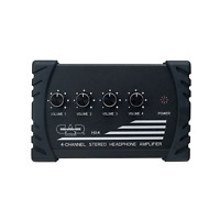 CAD / HA-4 Four Channel Stereo Headphone Amplifier
