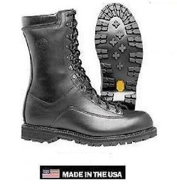 Us Army Matterhorn Goretex Outdoor Stivali Stivali Di Pelle Leather Boots Tg. 39-mostra Il Titolo Originale Essere Famosi Sia A Casa Che All'Estero Per Una Lavorazione Squisita, Un Abile Lavoro A Maglia E Un Design Elegante