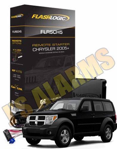 Plug /& Play Remote Start Add On For 2007 2008 2009 2010 2011 Dodge Nitro