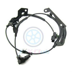 Front LH Side 4670A595 ABS Wheel Speed Sensor For Mitsubishi L200 2012-2015