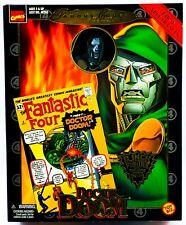 Toy Biz 1998 Marvel Famous Cover Series 9 Inch Doctor Doom Super Villian MIB