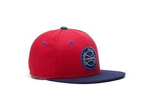 9e7946603 La imagen se está cargando Lacoste-Ninos-Gorra-De-Beisbol-Sombrero-Ninos -Juvenil-