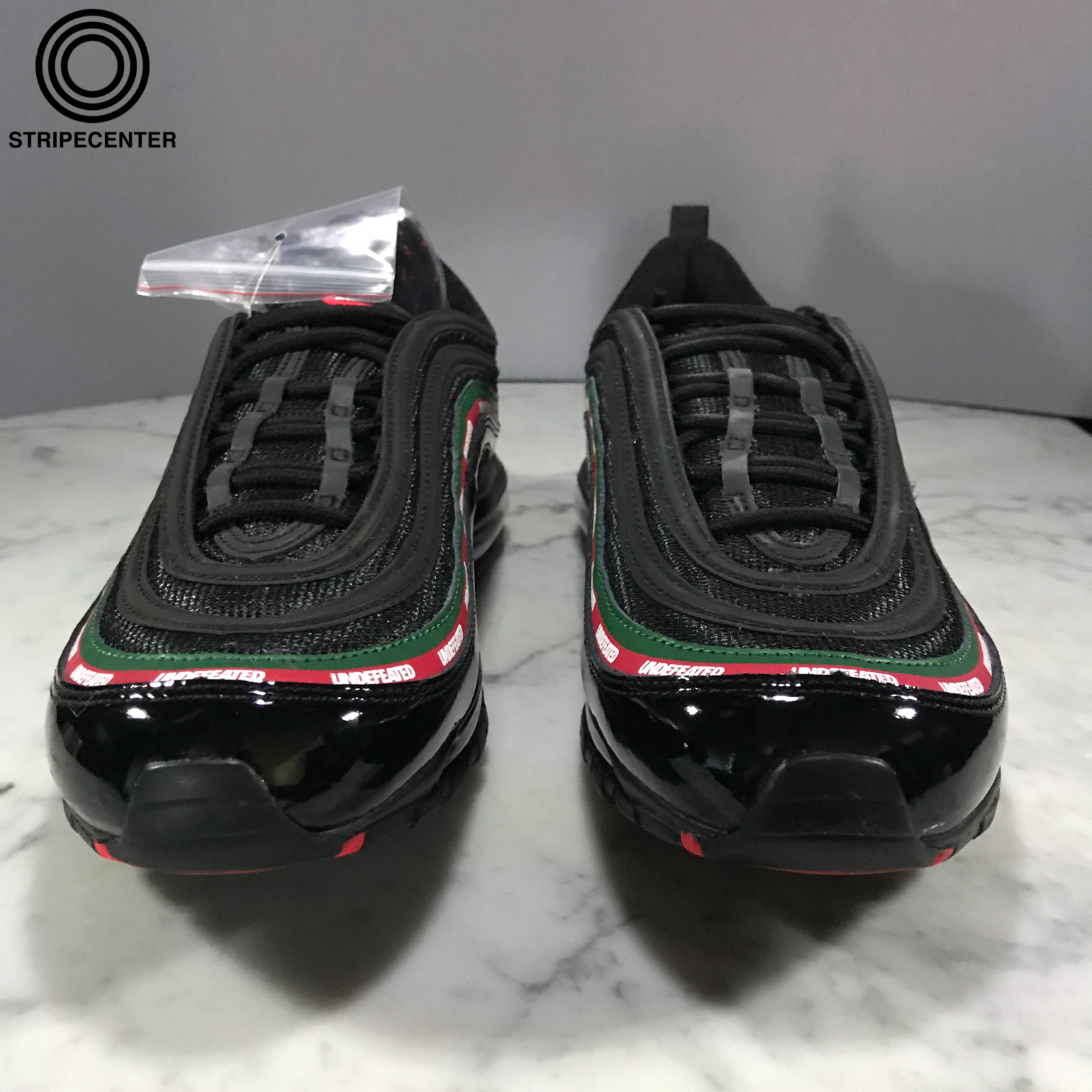 NIKE NIKE NIKE AIR MAX 97 'UNDFTD' - BLACK GORGE GREEN-WHITE-SPEED RED - AJ1986-001 9b24d2