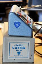 Haspe Cutter 3000 - Dia-/Film-Schneidegerät 24x36 Originalverpackung 1950er