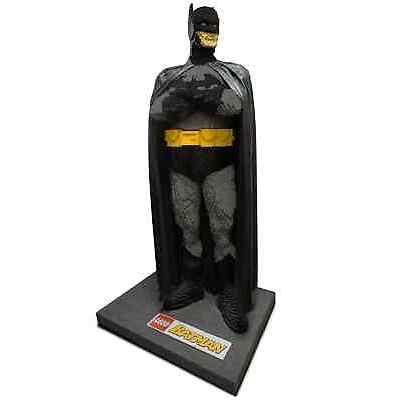 Lego Life Size Batman Statue