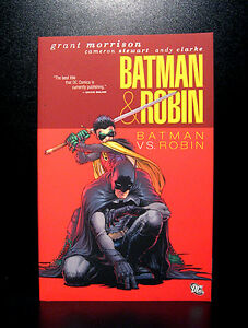 COMICS-DC-Batman-amp-Robin-Batman-vs-Robin-tradepaperback-Vol-2-2010