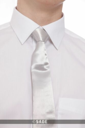 Boys Formal Tie 5 Colour Variations Wedding Funeral Party 2 Size Options