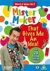 Mister Maker Watch and Make Vol 5 That Gives Me an Idea Region 2 DVD