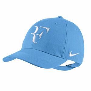 df89b187 New Nike RF Aerobill H86 Cap Roger Federer Hat Tennis Dri Fit AH6985 ...