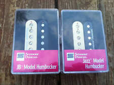 Seymour Duncan JB Jazz Hot Rodded PICKUP SET Humbucker SH-4 SH-2n Zebra NEW