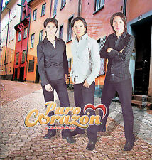 Puro Corazon de Zacateca Mexico by Grupo Puro Corazon (CD, Jan-2006, WEA) NEW