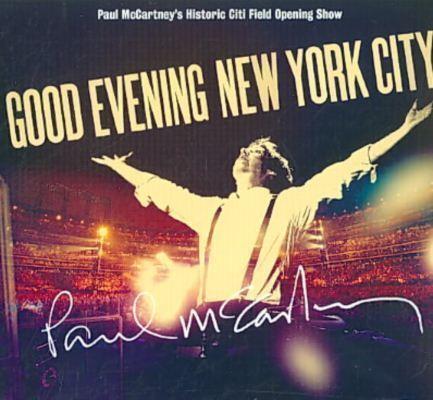 1 of 1 - Paul McCartney-Good Evening New York City  2CD with DVD 3 DISC