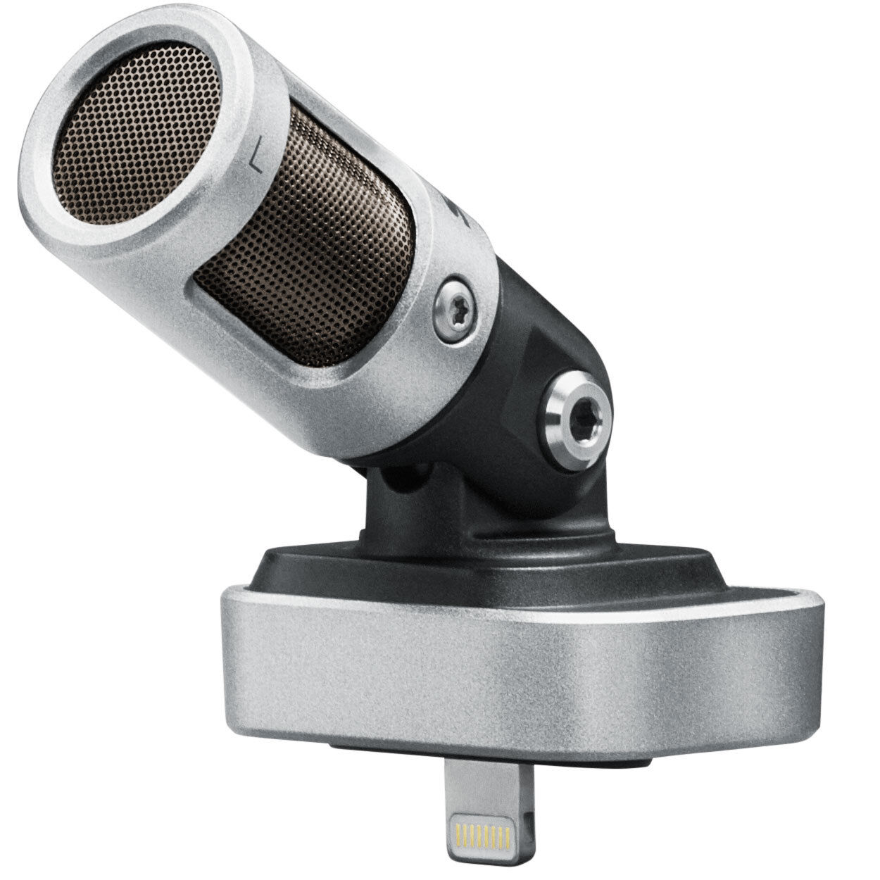 Shure MV88 iOS Digital Stereo Condenser Microphone with Lightning Connector