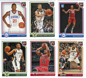 2016-17-Panini-Complete-Basketball-Base-Cards-and-RC-039-s-Pick-From-039-s-1-200