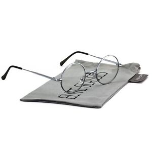 0e5af4ef33 New John Lennon Round Retro Metal Frame Clear Lens Eye Glasses Hippies 70s  80s
