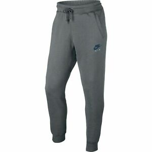 Mens-Nike-Air-Fleece-Pants-Sportswear-Bottoms-Jogging-Track-Joggers-Tracksuit
