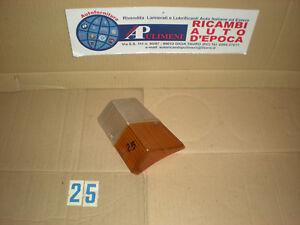 TRASPARENTE FANALE ANTERIORE (FRONT LAMPS) SX FIAT 616 N2-3 ARIC