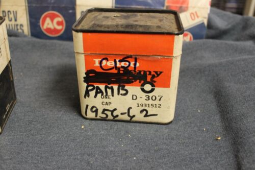 VINTAGE NOS /& NORS DELCO REMY 1931512 C151 D307 DISTRIBUTOR CAP OPEN WITH LID