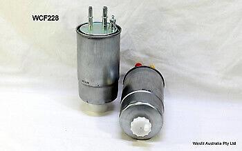 Wesfil  Diesel Fuel Filter    WCF228 Z969  suits Z969 ALFA/
