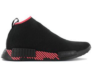 Détails sur Adidas Originals Nmd CS1 Pk Primeknit G27354 Baskets Hommes Chaussure Noir R1
