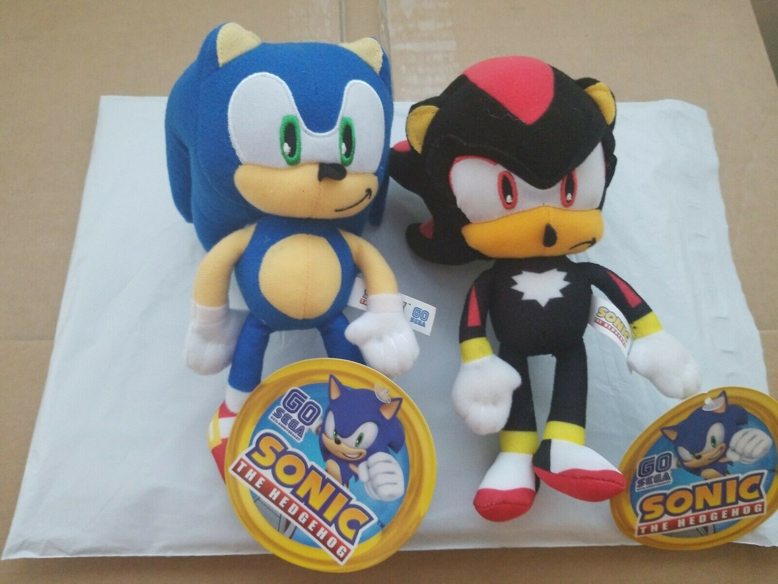 Sonic The Hedgehog 8 Party Pack For Sale Online Ebay