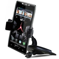 Applie iPhone 7 Plus 6s Samsung Galaxy S7 S8 Car CD Slot Dash Mount Holder Dock