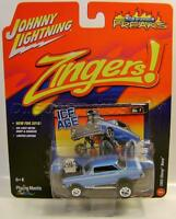 1963 '63 Chevy Nova Zingers Ice Age Diecast Johnny Lightning Jl 2016