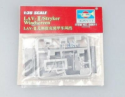 Models & Kits Stryker Windscreen # 06611 Luxuriant In Design Trumpeter 1/35 Lav-iii