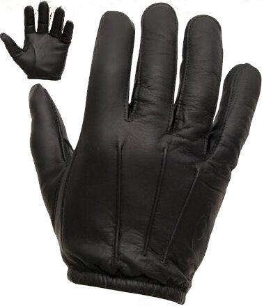 Combat Sécurité Spectra anti slash gants en cuir noir flamme sia résistant au feu