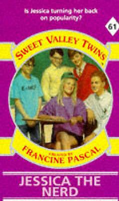 Jessica the Nerd (Sweet Valley Twins), Suzanne, Jamie, Good 0553405616