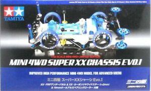 TAMIYA-94780-MODEL-KIT-MINI-4WD-TELAIO-SUPER-XX-EVO-1-LIMITED-EDITION-1-32
