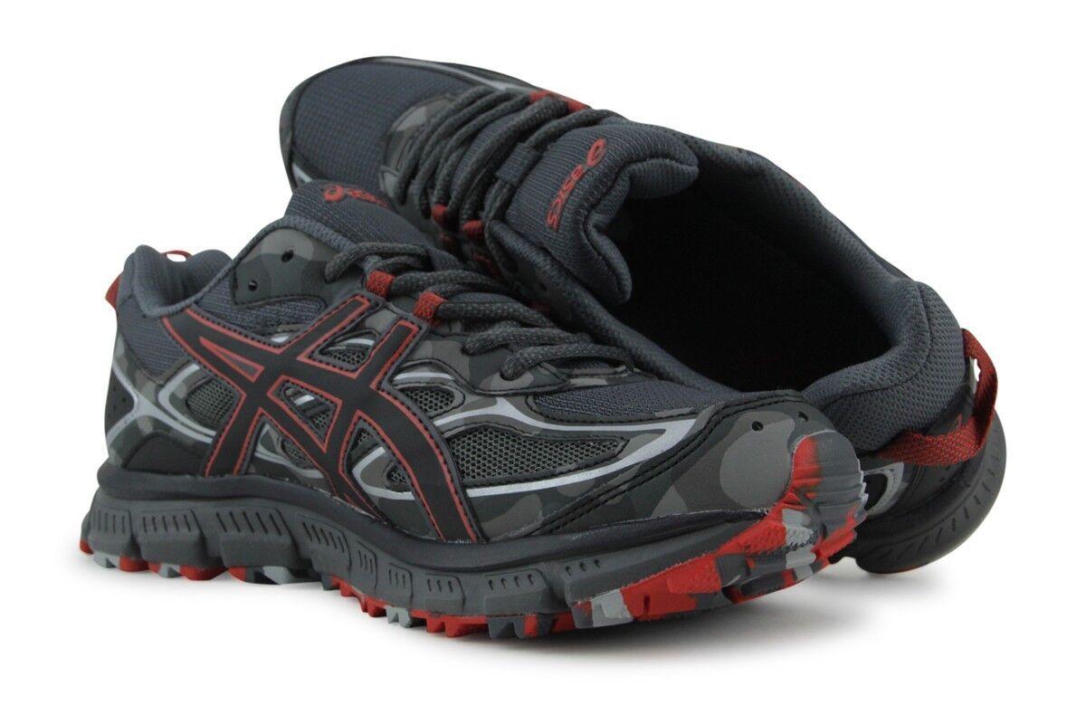NEW ASICS GEL Scram 3 Trail Running Shoes T6K2N-9590 Men Fit Sport Play Size 9.5