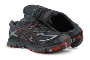 buy online f5c8b 7096e Details about NEW ASICS GEL Scram 3 Trail Running Shoes T6K2N-9590 Men Fit  Sport Play Size 9.5