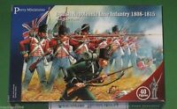 Perry Miniatures BRITISH NAPOLEONIC LINE INFANTRY 28mm