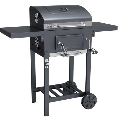 Activa Barbecue Barbecue Angular Smart Charbon De Bois Barbecue