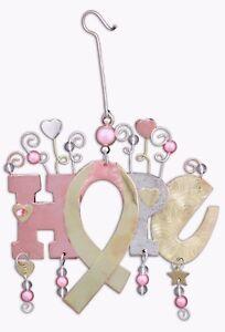 Details about Hope Ribbon Ornament NWT Fair Trade Handmade Thailand Pilgrim  Imports