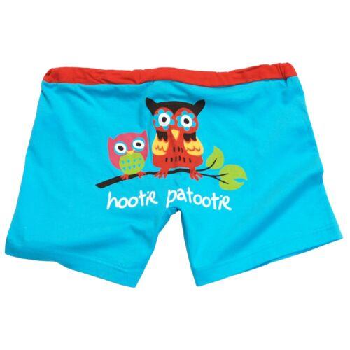 LazyOne Damen Tailliert I/'m Owl Yours Pyjama Boxers