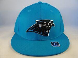 832f990e Carolina Panthers NFL Reebok Fitted Hat Cap Size 7 1/4 883768761303 ...
