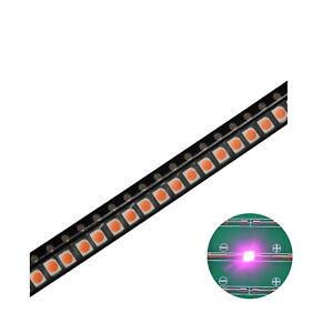 SMD LED Diode Lights Orange Super Bright Lighting Bulb 3528 500pcs 1210