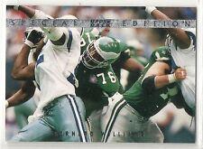 1995 Upper Deck Football - Special Edition - #SE34 - Bernard Williams - Eagles